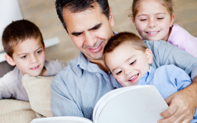 Five Reasons NOT to Give up on Reading God's Word as a Family