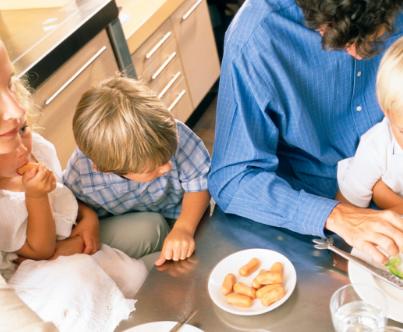 Two Simple Encouragements for Parents