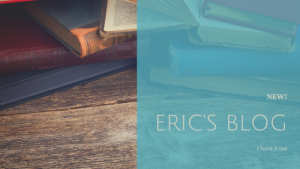 Eric's Blog